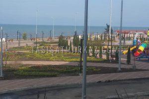 اجراء برق و مکانیک رستوران و محوطه پروژه اقامتی و رفاهی یاس متین انزلی
